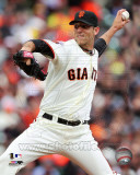 Madison Bumgarner 2011 Action Photo