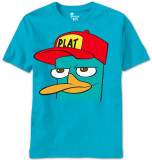 Phineas and Ferb - Big Trucker T-Shirt