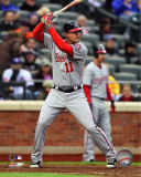 Ryan Zimmerman 2011 Action Photo