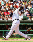 Miguel Cabrera 2011 Action Photo