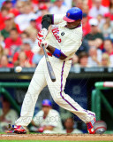 Ryan Howard 2011 Action Photo
