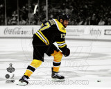 Milan Lucic Game 3 of the 2011 NHL Stanley Cup Finals Spotlight Action Photo