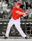 Jay Bruce 2011 Spotlight Action Photo