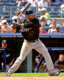 Jose Bautista 2011 Action Photo
