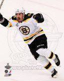 Brad Marchand Goal Celebration Game 7 of the 2011 NHL Stanley Cup Finals(53) Photo