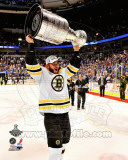 Nathan Horton with the Stanley Cup Game 7 of the 2011 NHL Stanley Cup Finals(50) Photo
