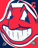 2011 Cleveland Indians Team Logo Photo