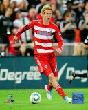 Brek Shea 2011 Action Photographie