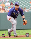 Evan Longoria 2011 Action Photo