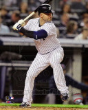 Nick Swisher 2011 Action Photo