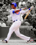 Starlin Castro 2011 Spotlight Action Photo