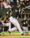 A.J. Pierzynski 2011 Action Photo
