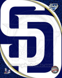 2011 San Diego Padres Team Logo Photo