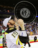 Tyler Seguin with the Stanley Cup Game 7 of the 2011 NHL Stanley Cup Finals(49) Photo