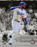 Matt Kemp 2011 Spotlight Action Photo