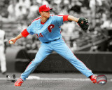 Roy Halladay 2011 Spotlight Action Photo