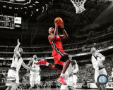 LeBron James Game 3 of the 2011 NBA Finals Spotlight Action(20) Photo