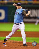 Jeremy Hellickson 2011 Action Photo
