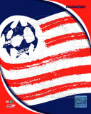 2011 New England Revolution Team Logo Photo