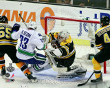 Tim Thomas Game 3 of the 2011 NHL Stanley Cup Finals Action(20) Photo