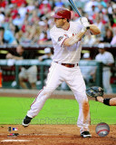 Stephen Drew 2011 Action Photo