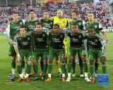 Portland Timbers 2011 Team Photo Photographie