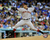 Barry Zito 2011 Action Photo