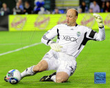 Kasey Keller 2011 Action Photo
