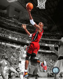 Chris Bosh Game 3 of the 2011 NBA Finals Spotlight Action Photo