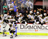 Boston Bruins Bench Celebration Game 7 of the 2011 NHL Stanley Cup Finals(55) Photo