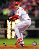 Roy Halladay 2011 Action Photo