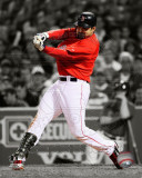 Adrian Gonzalez 2011 Spotlight Action Photo
