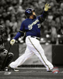 Prince Fielder 2011 Spotlight Action Photo
