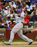 Marlon Byrd 2011 Action Photo