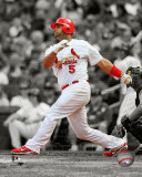 Albert Pujols 2011 Spotlight Action Photo
