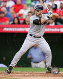 Travis Hafner 2011 Action Photo