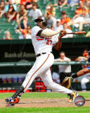 Vladimir Guerrero 2011 Action Photo