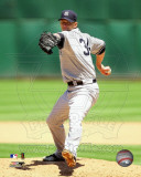 A.J. Burnett 2011 Action Photo