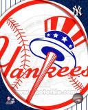 MLB 2011 New York Yankees Team Logo Photo