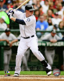 Justin Smoak 2011 Action Photo
