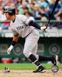 Alex Rodriguez 2011 Action Photo