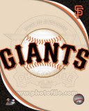 2011 San Francisco Giants Team Logo Photo