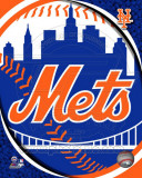 2011 New York Mets Team Logo Photo