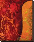 Georgia Cochineal II Leinwand von Michael Timmons