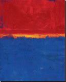 Fugue by Leonardo I Stretched Canvas Print by Carmine Thorner