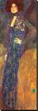 Emilie Floege Płótno naciągnięte na blejtram - reprodukcja autor Gustav Klimt