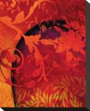 Georgia Cochineal III Leinwand von Michael Timmons