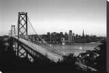 San Francisco Stretched Canvas Print