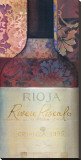 Rioja Red Wine Stretched Canvas Print by Louise Montillio