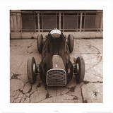 Ferrari F1 Vintage 125 F1 1948 Prints